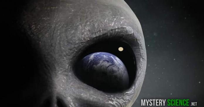 Alienígenas en la tierra