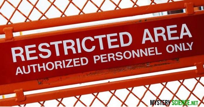 lugares restringidos
