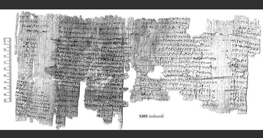 Papiro antiguo