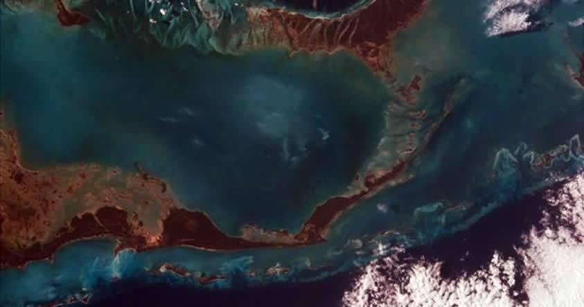 El misterio del silbido del mar Caribe que se «oye» desde el espacio y desconcierta a científicos
