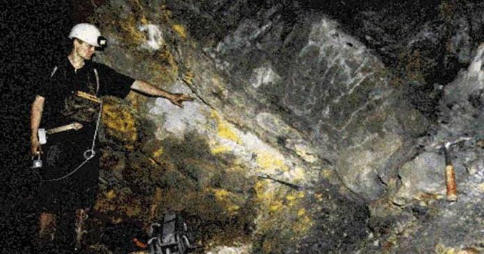 ¿Un reactor nuclear de 2.000 millones de años de antigüedad en Gabón?