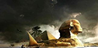 egypt and aliens