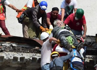 Terremoto 7,1