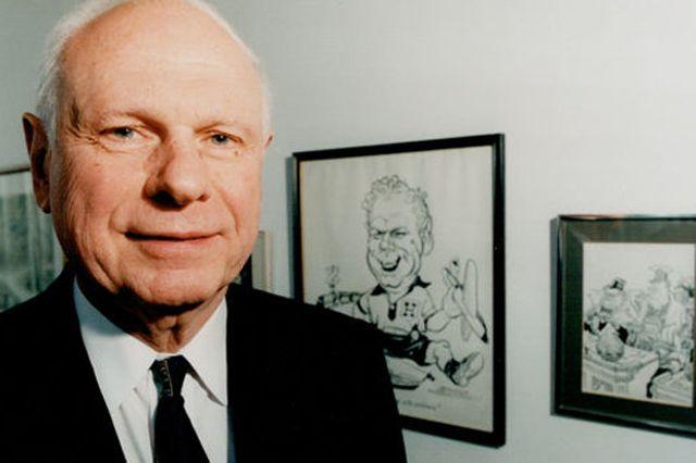 Paul Hellyer fue ministro de Defensa Nacional en Canadá durante la década de 1960