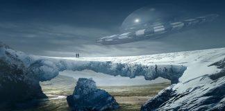 ¿Secretos de la Antártida expuestos? Imágenes mostrarían «OVNIs y bases nazis»