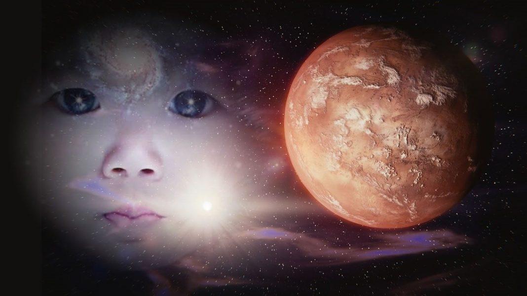 Niños que nazcan en Marte podrían clasificarse como