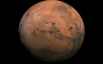 Estudio muestra que el antiguo Marte tenía condiciones adecuadas para la vida subterránea