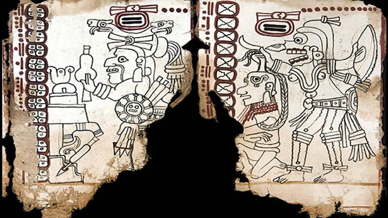 Códice Maya es declarado auténtico y el libro prehispánico más antiguo