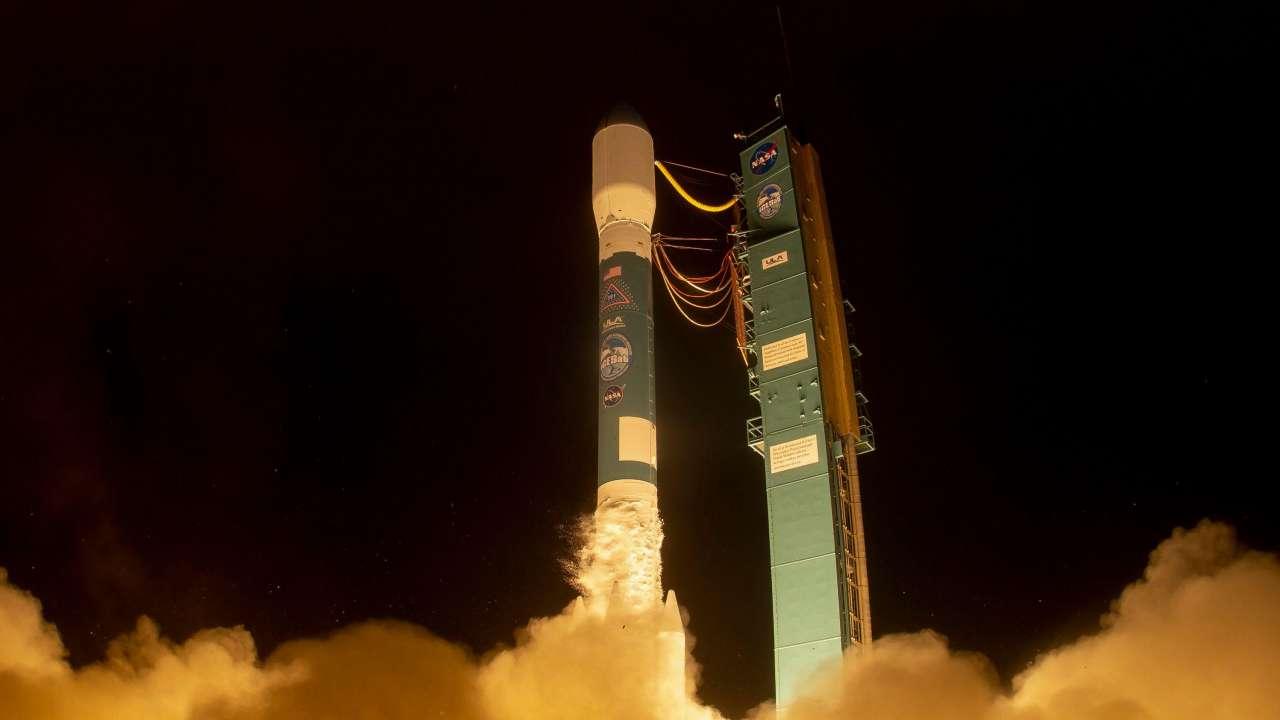 NASA lanza satélite láser para rastrear la pérdida de hielo terrestre