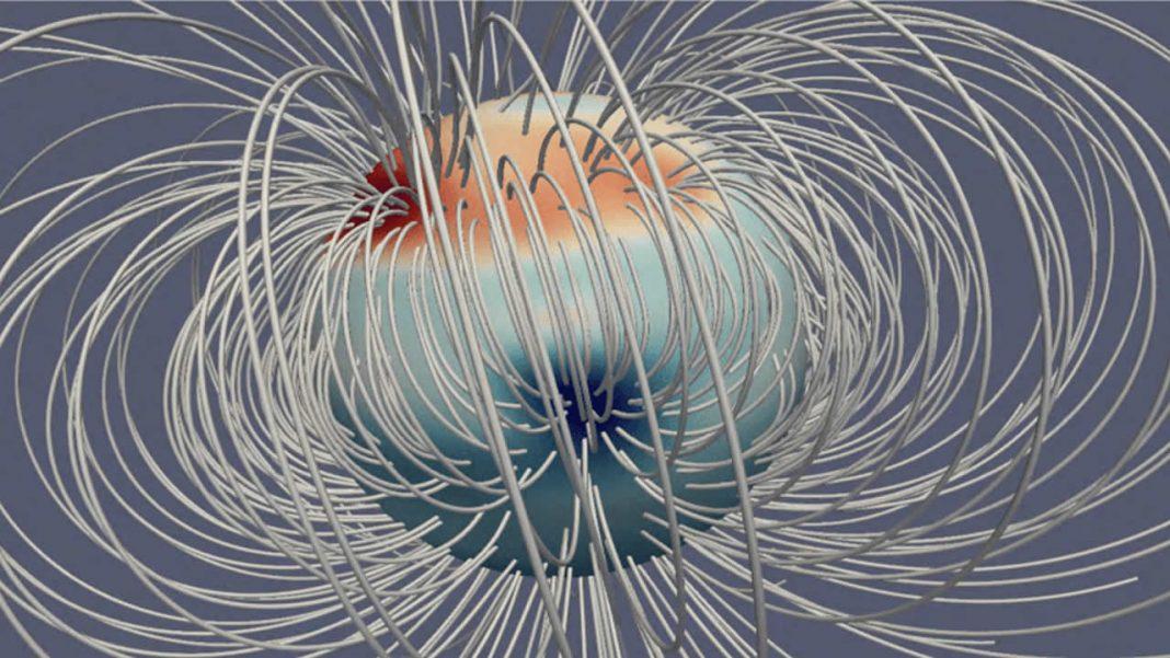 Campo magnético de Júpiter desconcierta a los científicos