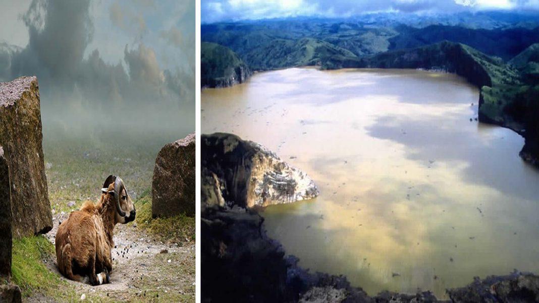 Misteriosa nube mató a más de 1.700 personas y 3.500 cabezas de ganado