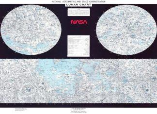 Sitio web recopila 400 años de mapas planetarios