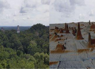 Revelan más de 60.000 estructuras mayas ocultas en la selva mediante láser