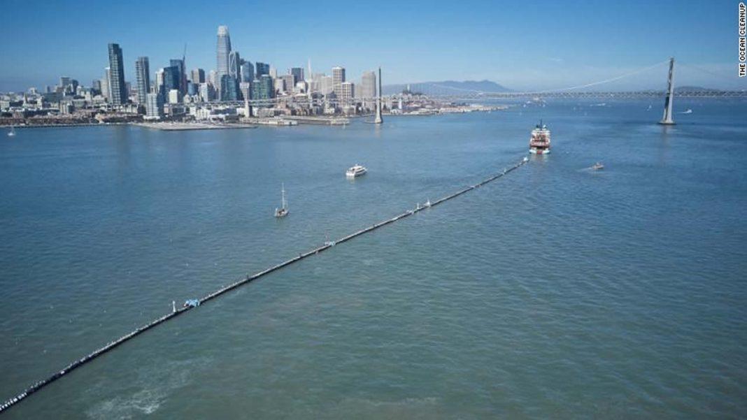 Se pone en marcha plan para limpiar el Gran Parche de Basura del Pacífico