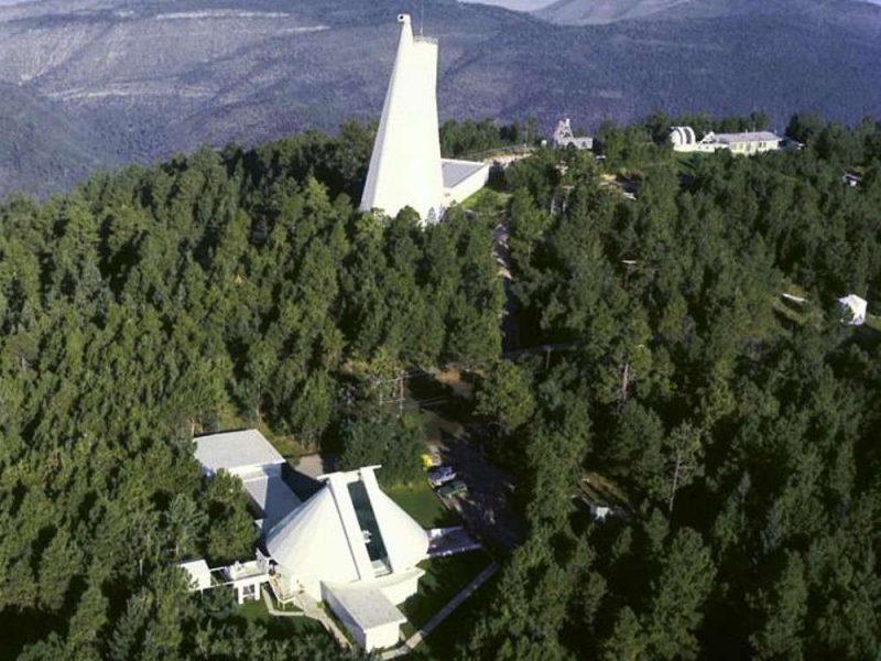 Reabren el Observatorio Solar Sunspot