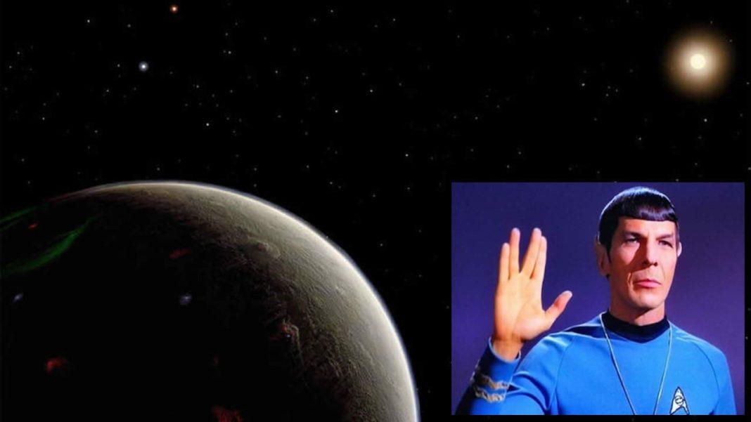 Encuentran un planeta donde se preveía que existía Vulcano de Star Trek