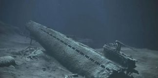Submarino nazi hundido con carga tóxica genera amenaza ambiental