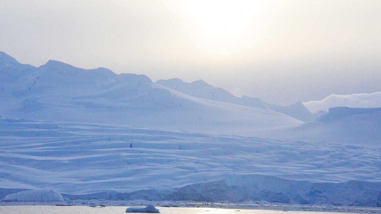 Detectan extraños sonidos provenientes de las profundidades de la Antártida