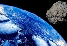 Un asteroide de gran tamaño se dirige a la Tierra