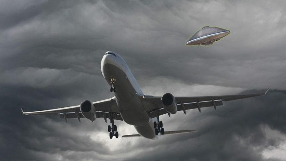 Seis aviones comerciales avistan en simultáneo OVNIS en Chile