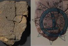Imago Mundi de Babilonia: el mapamundi más antiguo de la historia