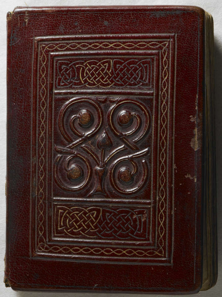 El manuscrito es el único que sobrevive de este período que tiene una apariencia original, tanto por dentro como por fuera.