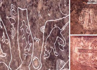 Descubren petroglifos que podrían pertenecer a una civilización desconocida