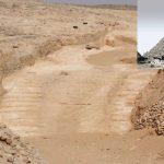 Descubren sistema de rampa de 4.500 años de antigüedad en Egipto