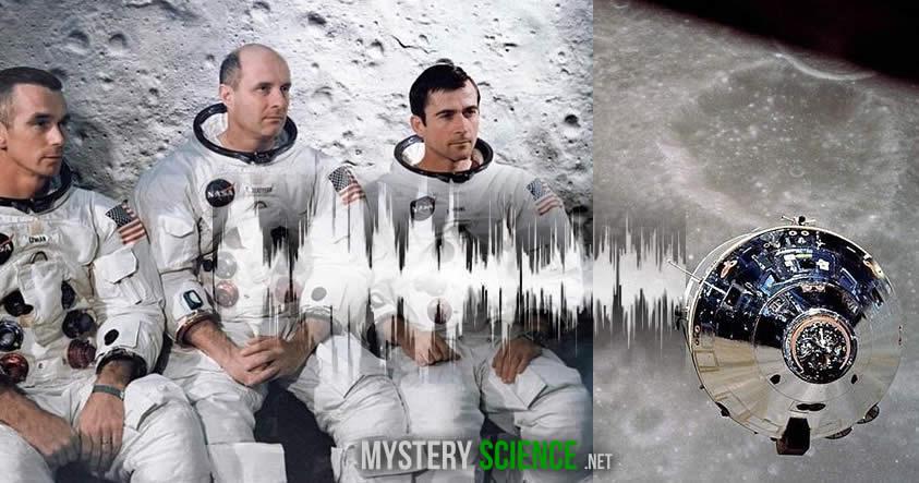 """Astronautas de Apolo 10 escucharon """"ruidos extraños"""" en el lado oscuro de la Luna"""