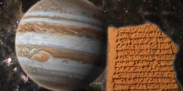 Tablilla babilónica predice el trayecto de Júpiter 1.400 años antes que existieran los telescopios