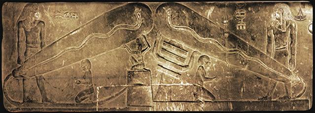 baterias egipto