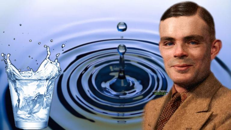 Idea de Alan Turing podría ayudar a convertir el agua salada en potable
