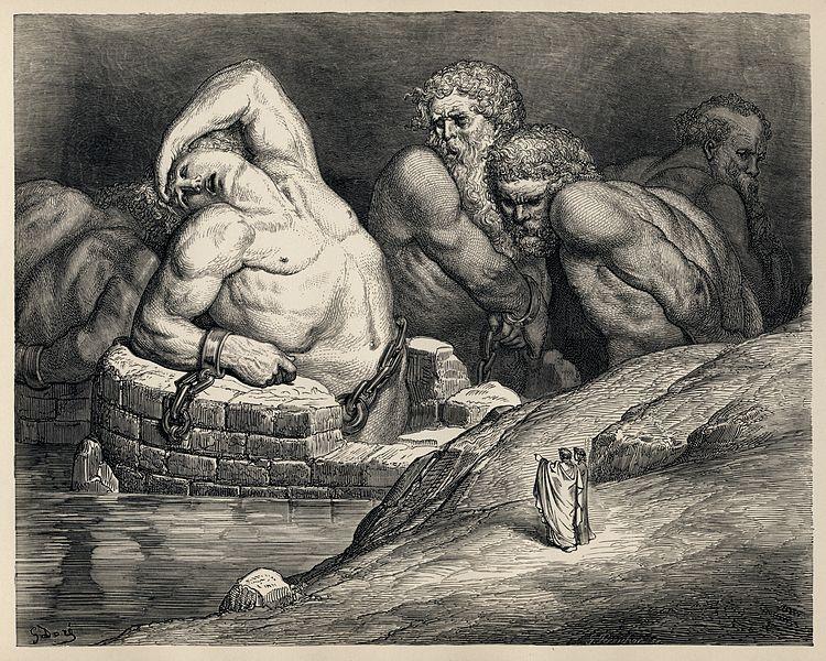 ¿Sabían los griegos de la existencia de los gigantes bíblicos Nefilim?