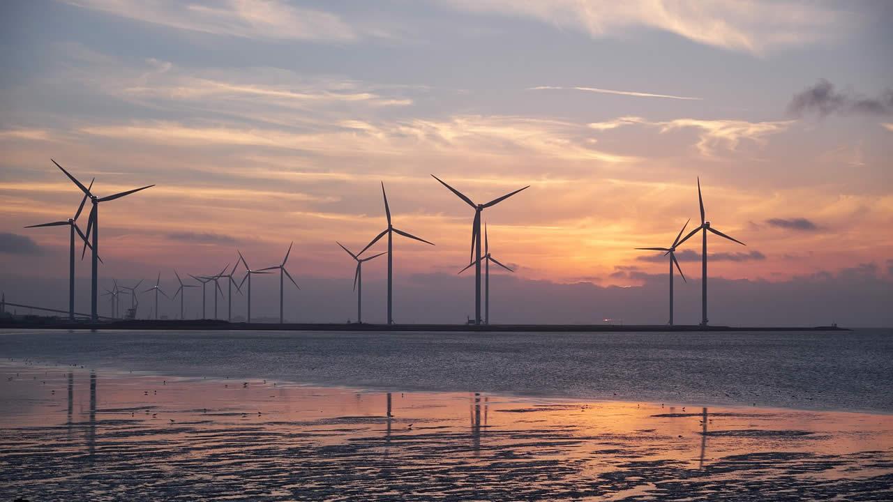 Inauguran el parque eólico más grande del mundo