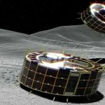 Rovers japoneses envían imágenes sobre el asteroide Ryugu