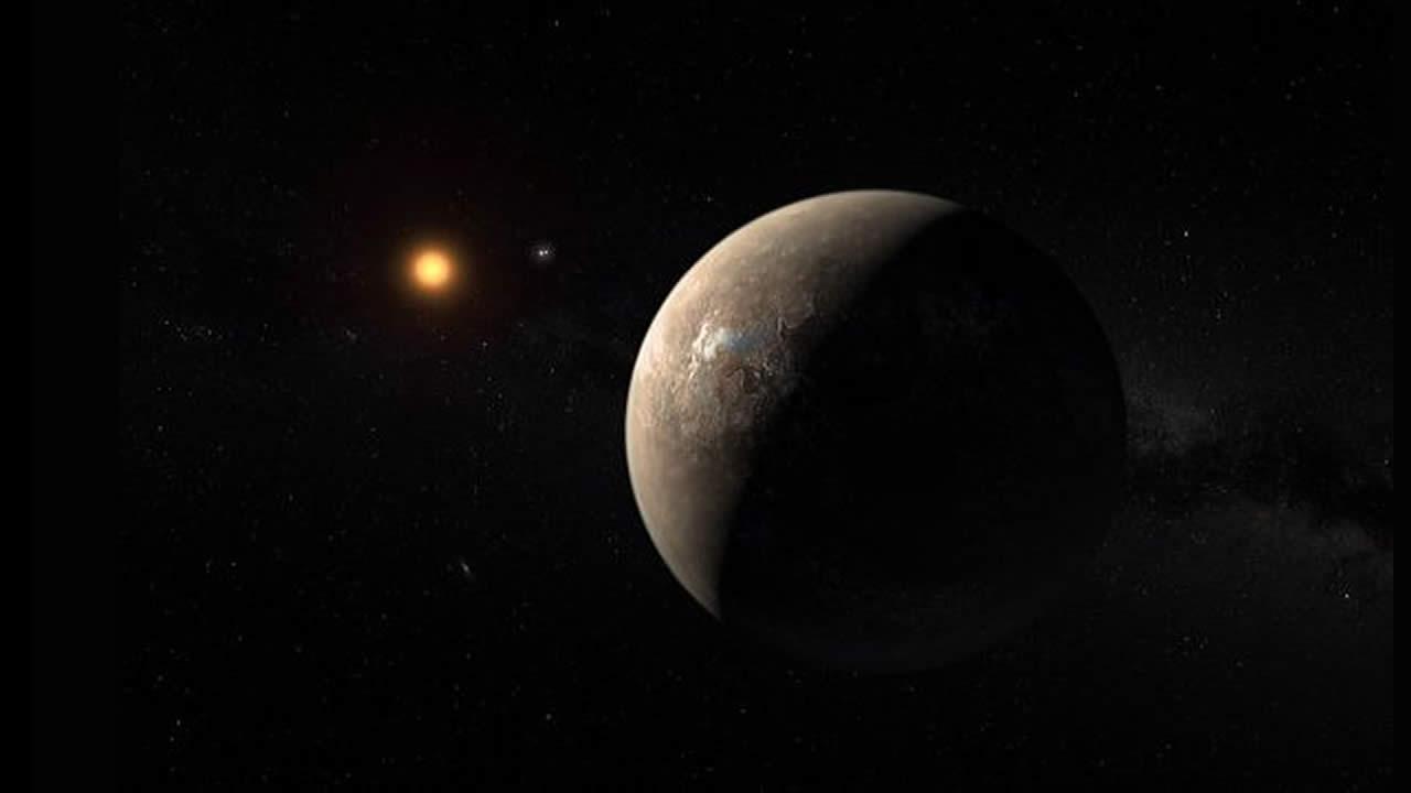 Estudio afirma que exoplaneta Próxima b es apto para la vida