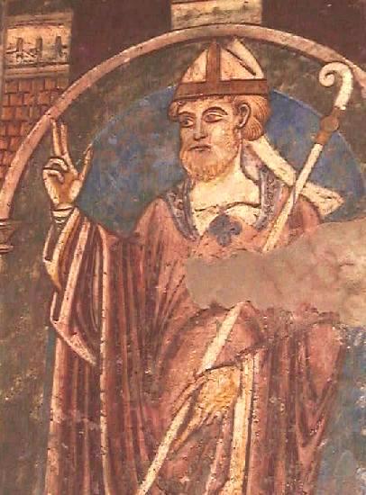 San Cutberto de Lindisfarne