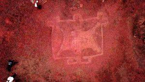Descubren petroglifos que podrían pertenecer a una civilización india desconocida