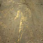 Encuentran tablillas egipcias con dioses cocodrilo y faraones guerreros