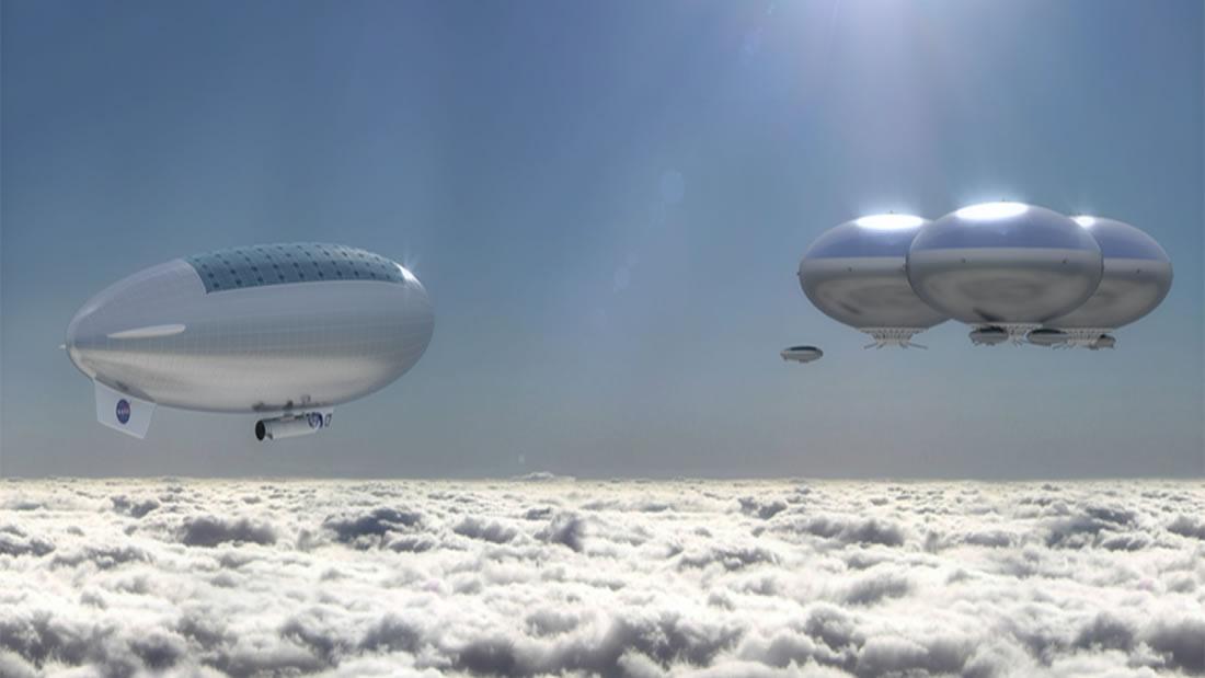 El plan de la NASA para explorar Venus