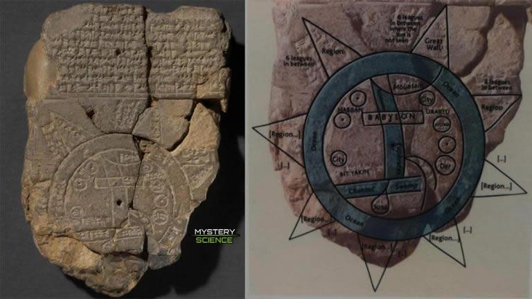 Mapamundi mas antiguo