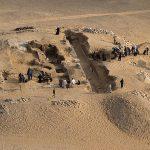 Hallan una tumba del «único amigo» y «guardián secreto» de un faraón