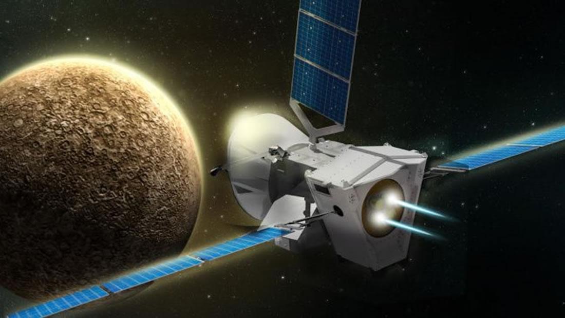 Misión espacial que explorará Mercurio está lista