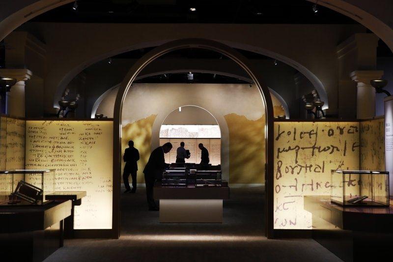 Museo de la Biblia en Washington.