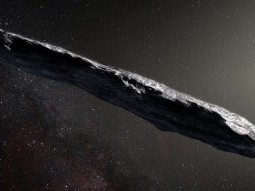 La NASA publica nuevos detalles sobre la «nave alienígena» Oumuamua