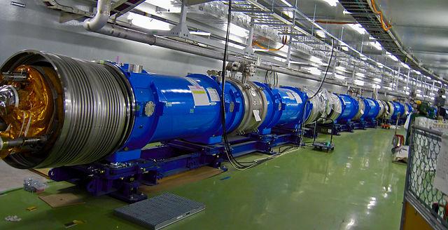 Acelerador de protones de J-PARC, en Japón.