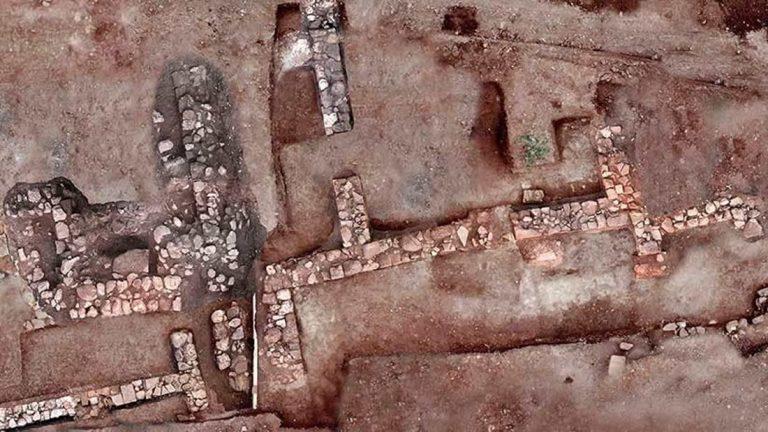 Encuentran la antigua ciudad griega de Tenea