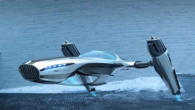 Crean un avión que vuela sin combustible y utiliza «propulsores de iones»