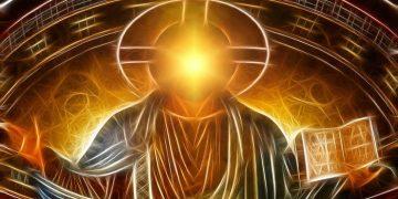 Descubren pintura poco convencional del rostro de Jesús