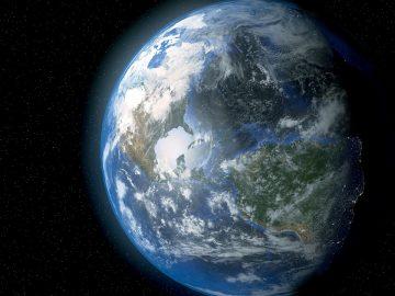 La Tierra está arrastrando tres veces más agua al interior del planeta